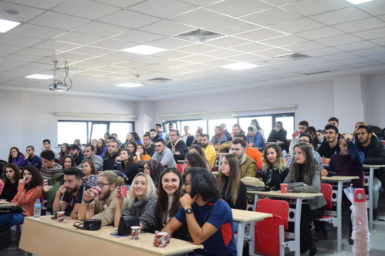 Kahve Duyusal Analiz semineri verildi.