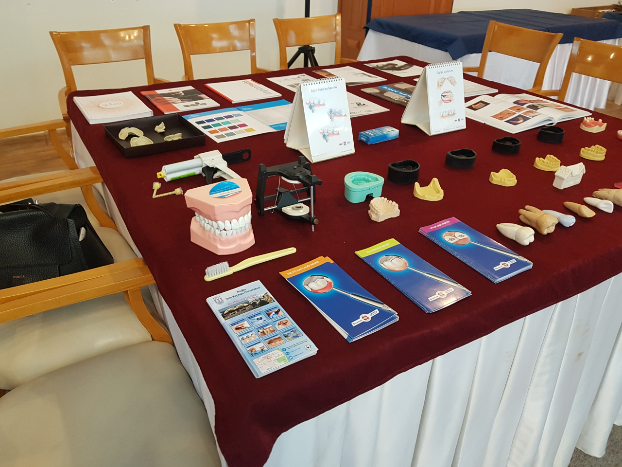 Diş Hekimliği Fakültesi, ikincisi düzenlenen Üniversite-Şehir Entegrasyonunu Güçlendirme Toplantısı