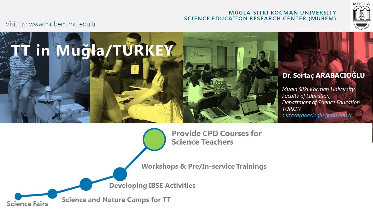 European Schoolnet TTI online proje fuarı