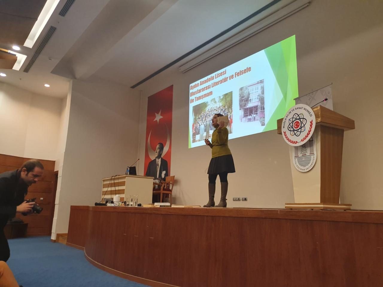 TÜBİTAK Bilim Söyleşileri / Muğla Üniversitesi