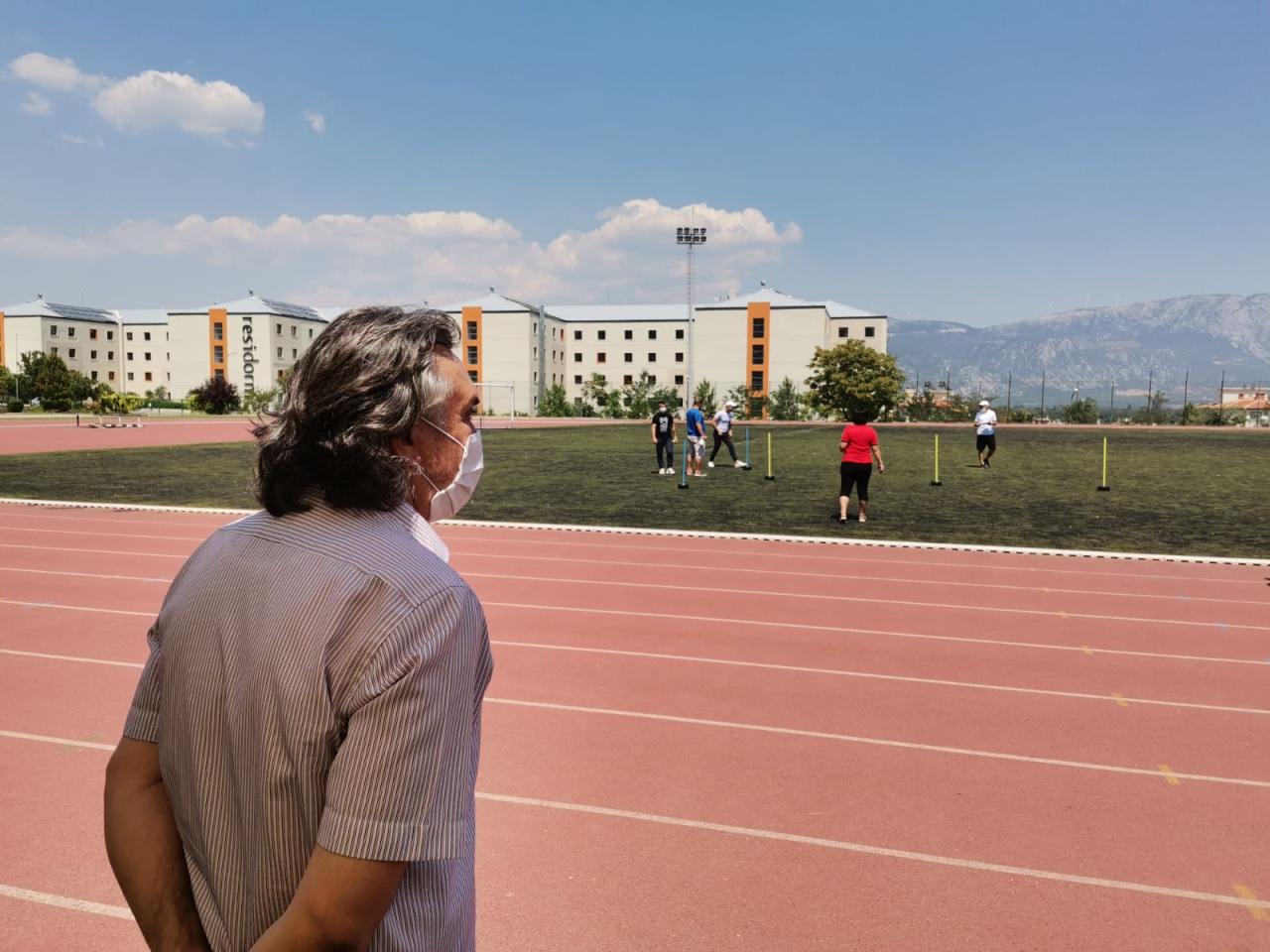 Uluslararası Öğrenci Özel Yetenek Sınavı Gerçekleştirildi