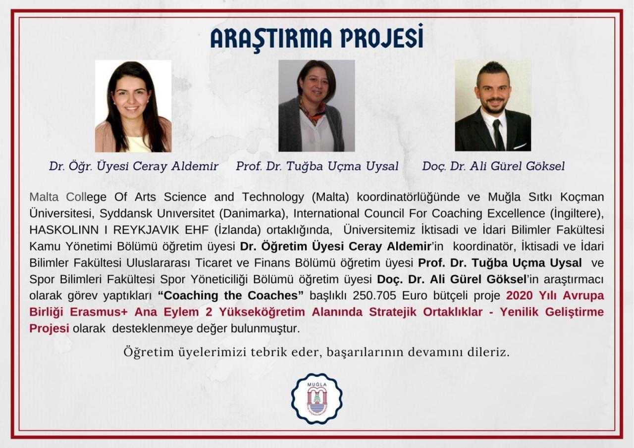 Öğretim Üyemizden AB Erasmus+ Proje Başarısı