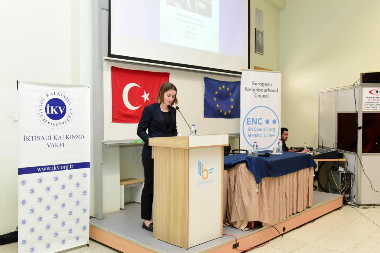 Türkiye ve Avrupa Birliği'nde Aktif Toplum