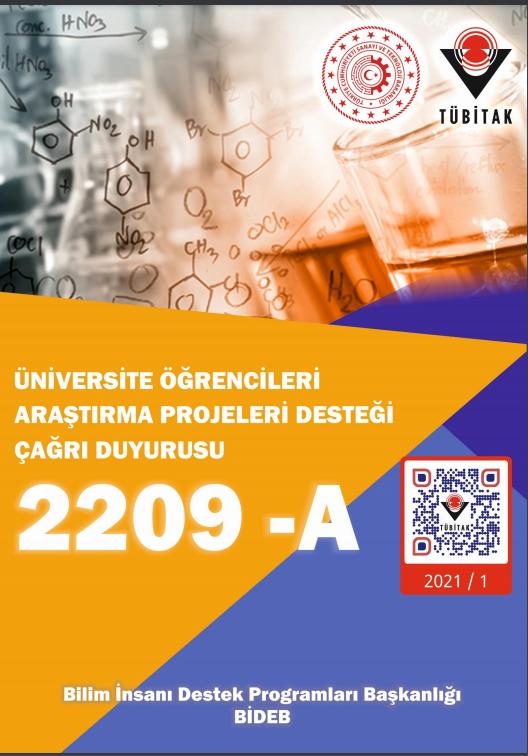 2209-A - Üniversite Öğrencileri Araştırma Projeleri Destekleme Programı